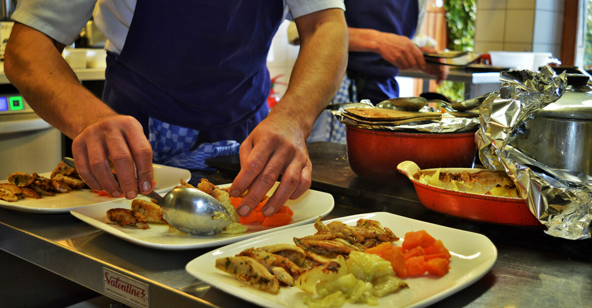 Cuisine traditionnelle campagne geneve