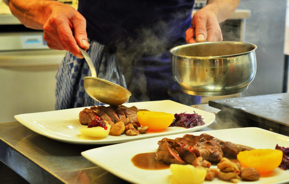 restaurant banquet bernex