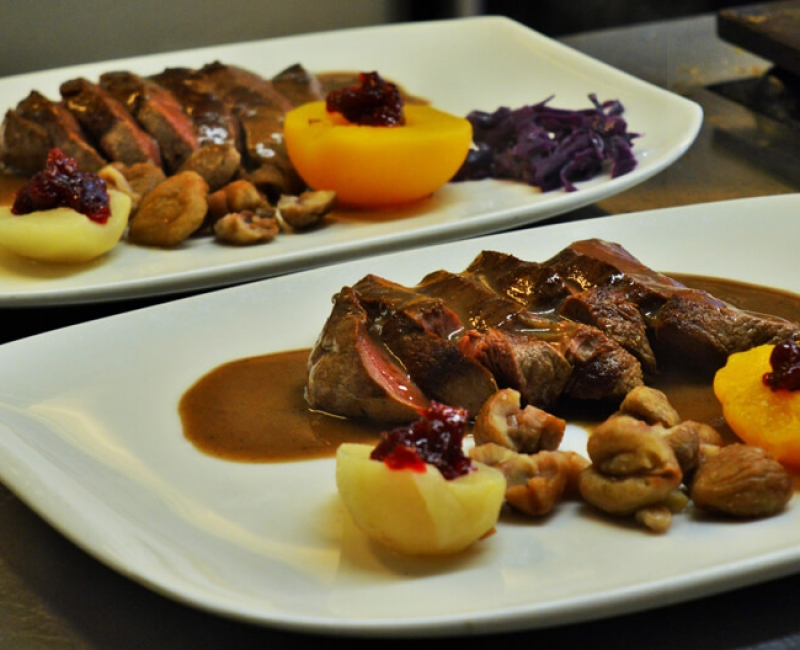 Restaurant traditionnel Bernex